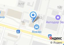 Компания «Авто-Набор» на карте