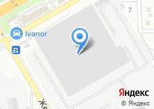 Компания «Мебельбор» на карте