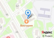 Компания «Одинцово-Ритуал» на карте