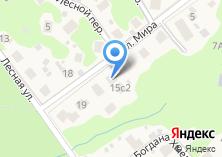 Компания «Продажа медицинского оборудования» на карте