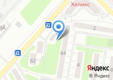 Компания «МежСтройЗем» на карте