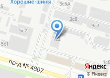 Компания «Webgear» на карте