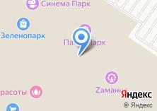 Компания «36» на карте