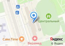 Компания «VERAMED» на карте