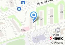 Компания «Юрисконсульт Плюс» на карте