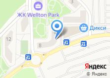 Компания «Спас-Вет» на карте
