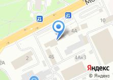 Компания «МУ МВД России Одинцовское» на карте