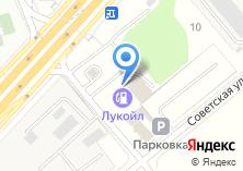 Компания «Мегаполис М» на карте