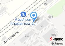 Компания «МГК Внуково-Карго» на карте