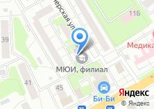 Компания «SEOdin» на карте