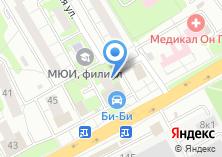 Компания «Авто 49» на карте