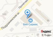 Компания «Bip-Service» на карте