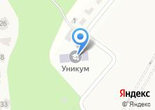 Компания «Уникум» на карте