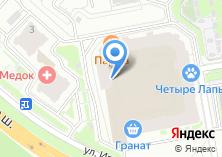 Компания «GLOBISH» на карте
