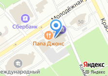 Компания «Миродент» на карте