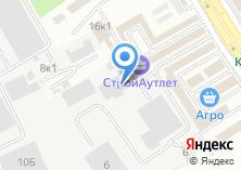 Компания «Главное Управление государственного строительного надзора Московской области» на карте