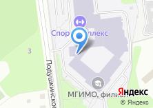 Компания «ОГИ» на карте