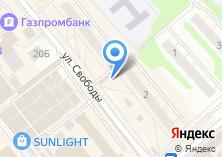 Компания «Котофейка» на карте