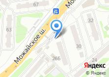Компания «Цветыш» на карте