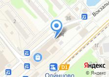 Компания «KDS Mebel» на карте