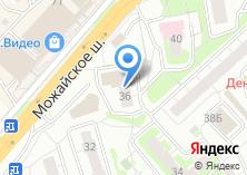Компания «ЭЛЕКТРОСЕРВИС» на карте