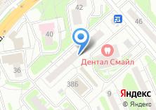 Компания «Нотариусы Михалкина Е.В. и Глазкова Ю.А» на карте