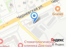 Компания «Красногорский Водоканал» на карте