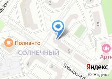 Компания «Nataly Bakery - Домашняя выпечка на заказ (Троицк, Москва)» на карте