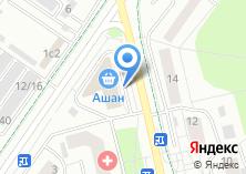 Компания «Строящееся административное здание по ул. Октябрьский проспект (Троицк)» на карте