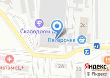 Компания «Политэк» на карте