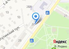 Компания «Ателье мебели» на карте