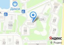 Компания «Городская детская библиотека №4» на карте