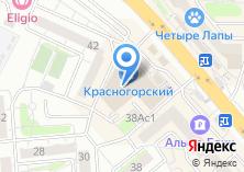 Компания «Аа-холодок» на карте