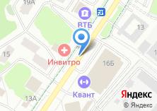 Компания «МАЗ ВОСТОК» на карте