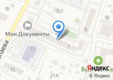 Компания «Городская библиотека №4» на карте