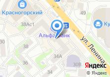 Компания «Салон-студия красоты и стиля на Ленина» на карте