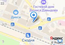 Компания «Тивик» на карте
