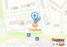 Компания «Astro» на карте