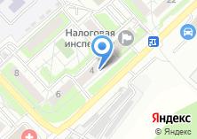 Компания «Шар-дизайн» на карте