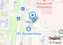 Компания «Магазин семейной покупки» на карте
