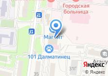 Компания «Магазин строительных материалов на ул. Мичурина» на карте