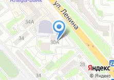 Компания «EURODETECTOR» на карте