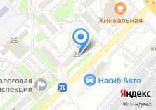 Компания «ST Group» на карте