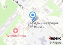 Компания «Управление городским имуществом в Новомосковском административном округе» на карте