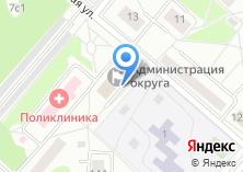 Компания «Федеральная кадастровая палата Росреестра по г. Москве» на карте
