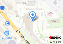 Компания «Союз-мебель» на карте