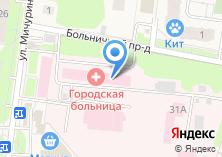 Компания «Сходненская городская больница» на карте