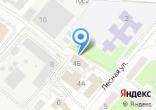 Компания «Вирсавия» на карте