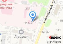 Компания «Химкинское районное судебно-медицинское отделение» на карте