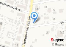 Компания «Mebe девелопмент» на карте